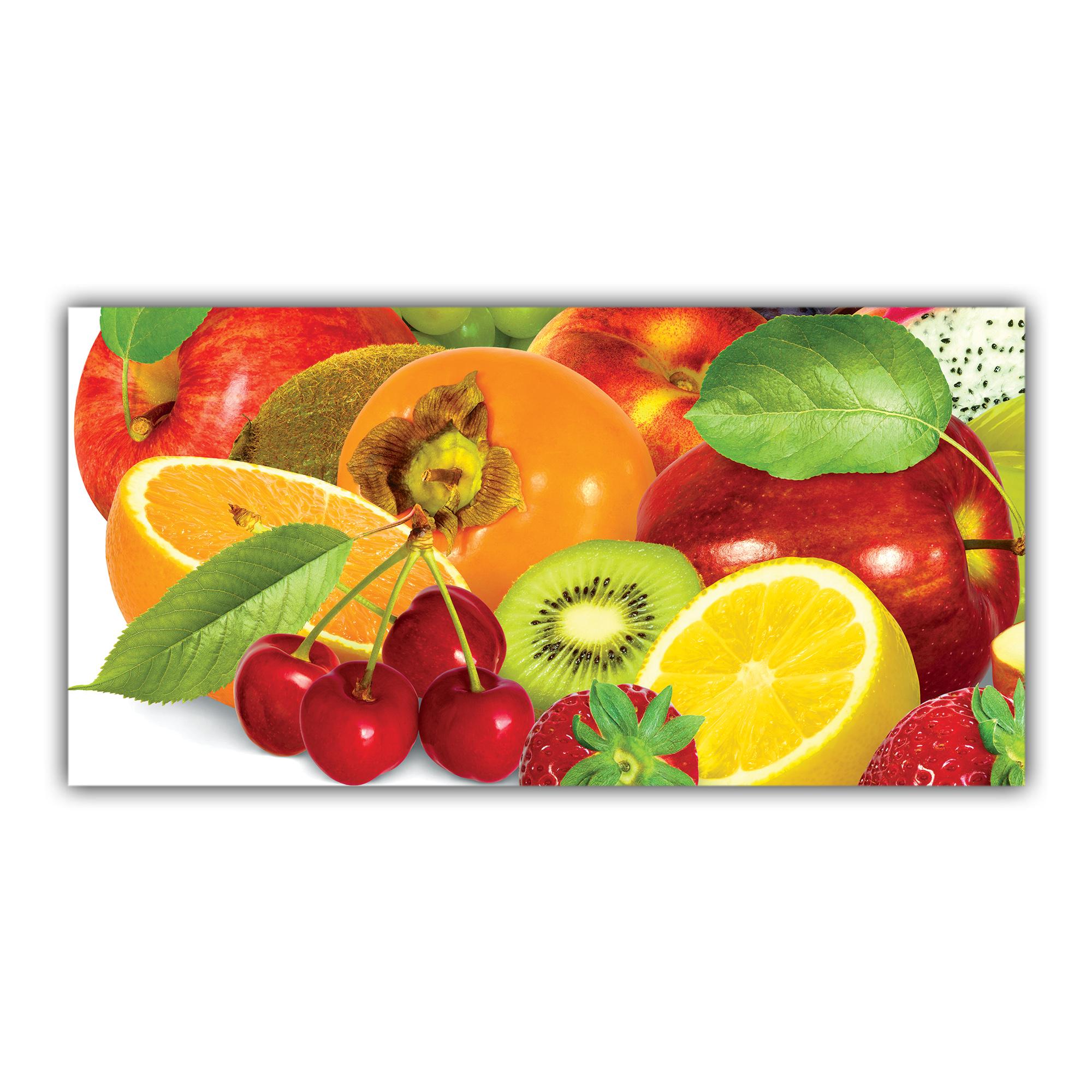 Baies Fraises Mûres Raisins Pommes Oranges Citron Kiwi