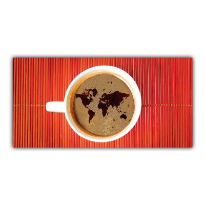 Tasse Café Monde