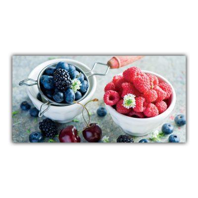 Fruits des Bois Baies Cerises Mûres