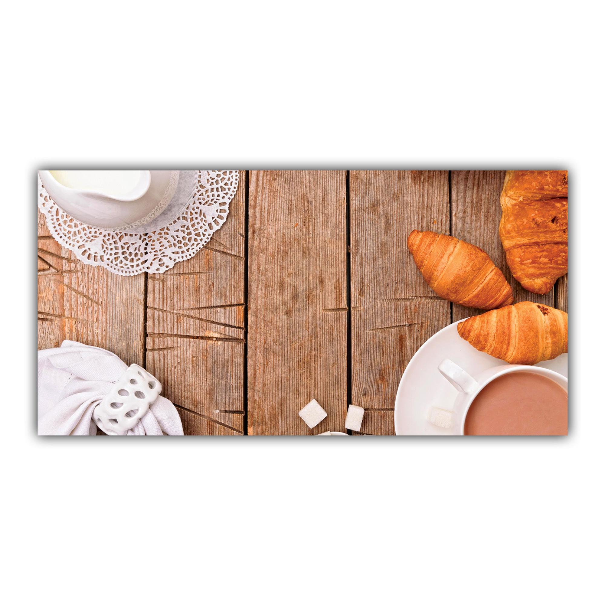 Petit Déjeuner Croissants Chocolat