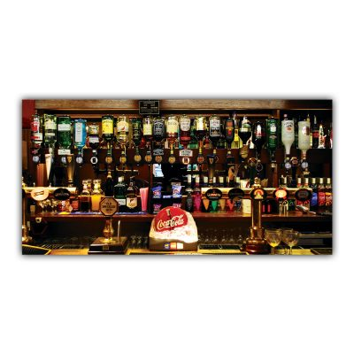 Bar Bouteilles Alcool