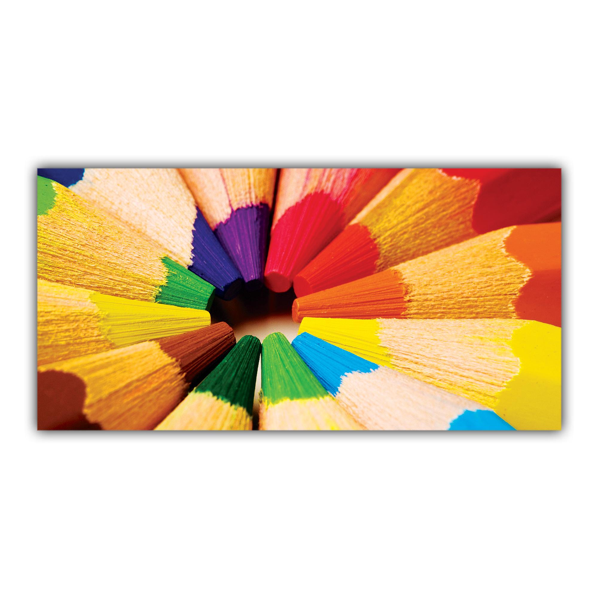 Cercle Crayons de couleur