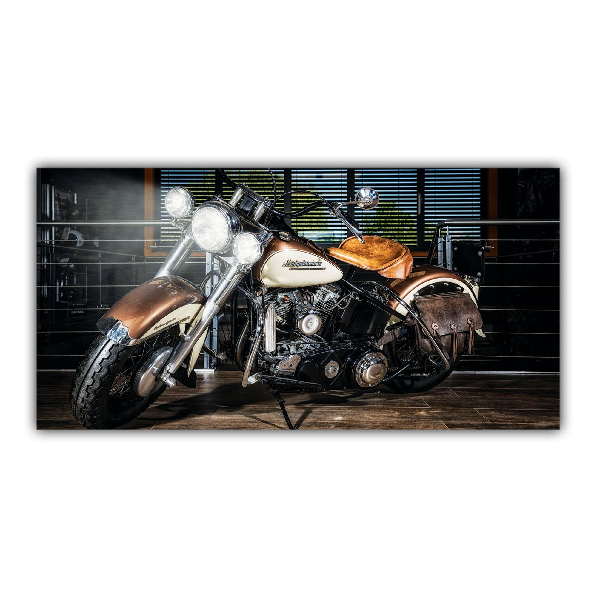 Harley Davidson Rétro