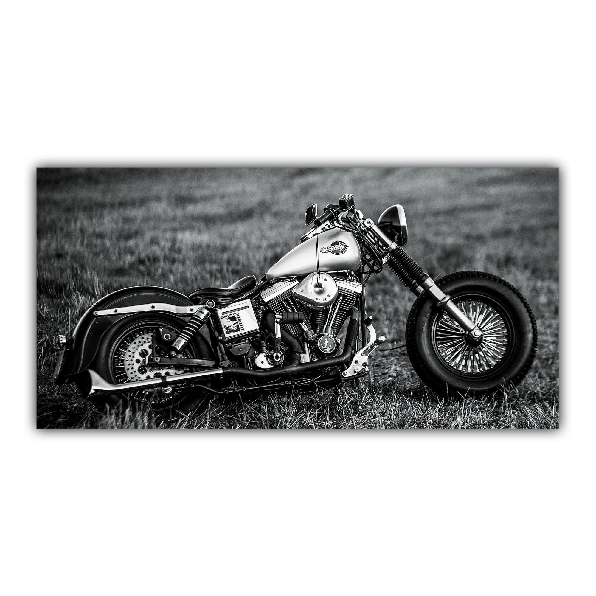 Harley Davidson Rétro Vintage