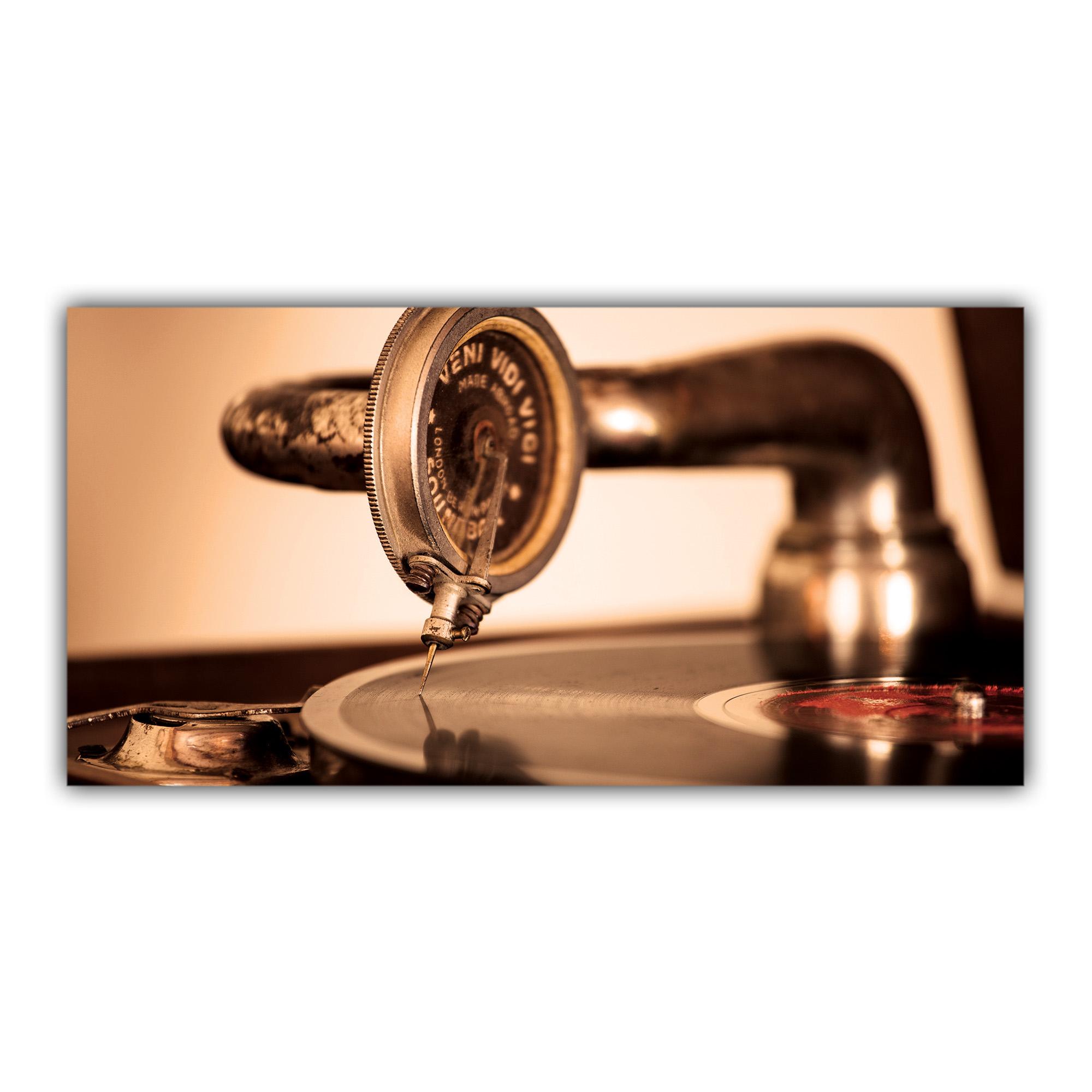 Tourne Disque Rétro Vinyle