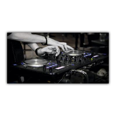 21.3-1_ARIMAJE_Plaque imprimée_Musique Mix Dj_1