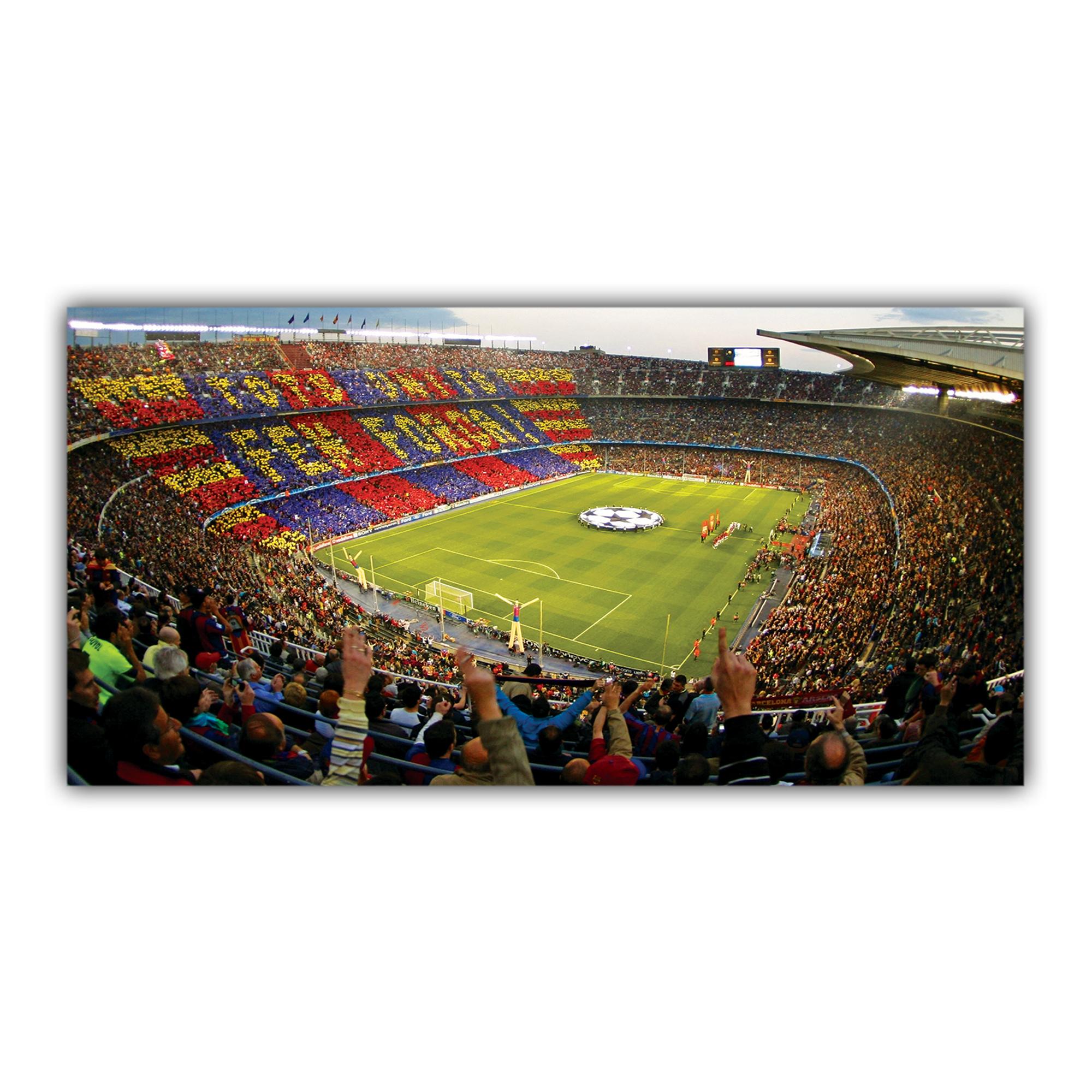 FC Barcelone Tots Units Fem Força Football Club Stade
