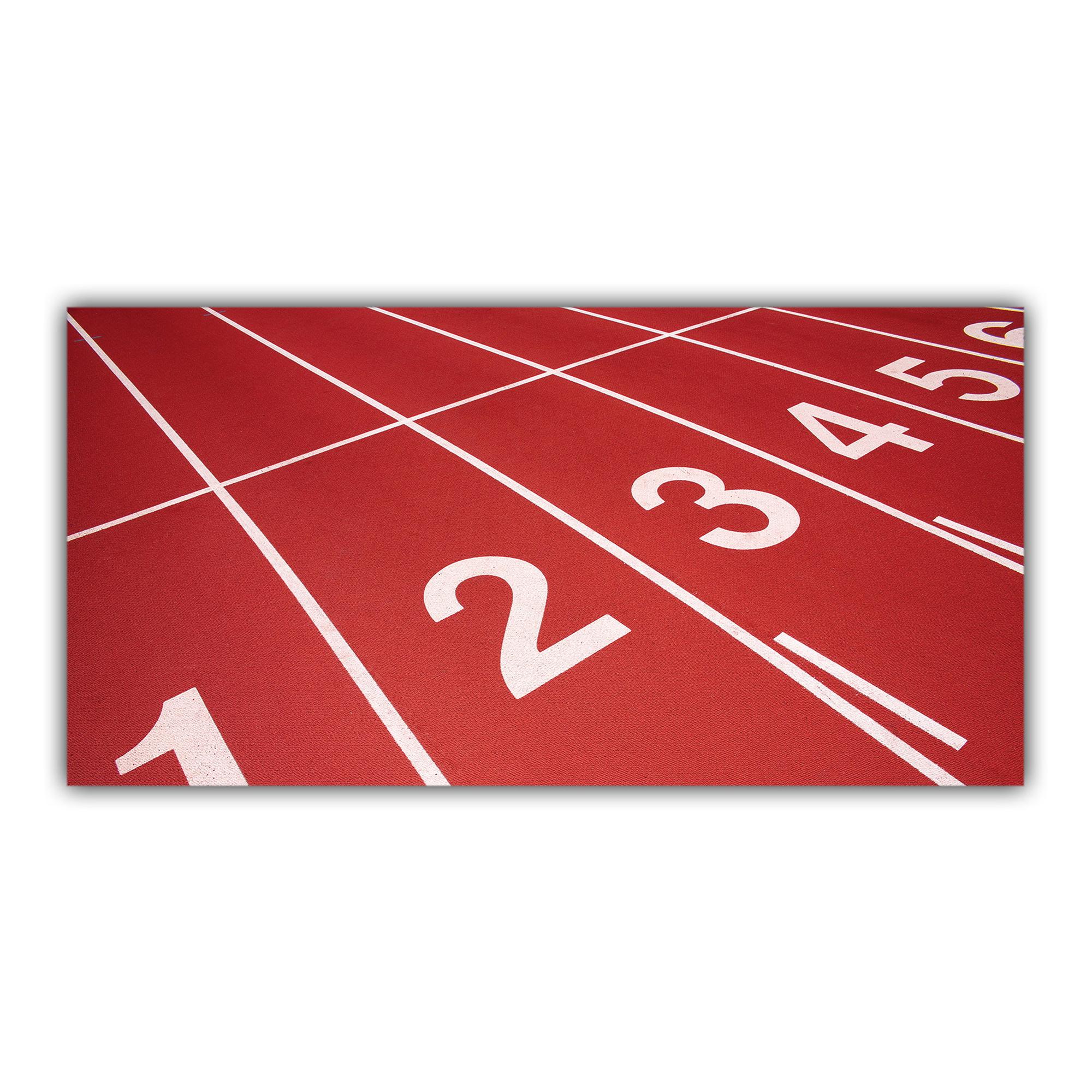 Numéros Départ Athlétisme Piste Course