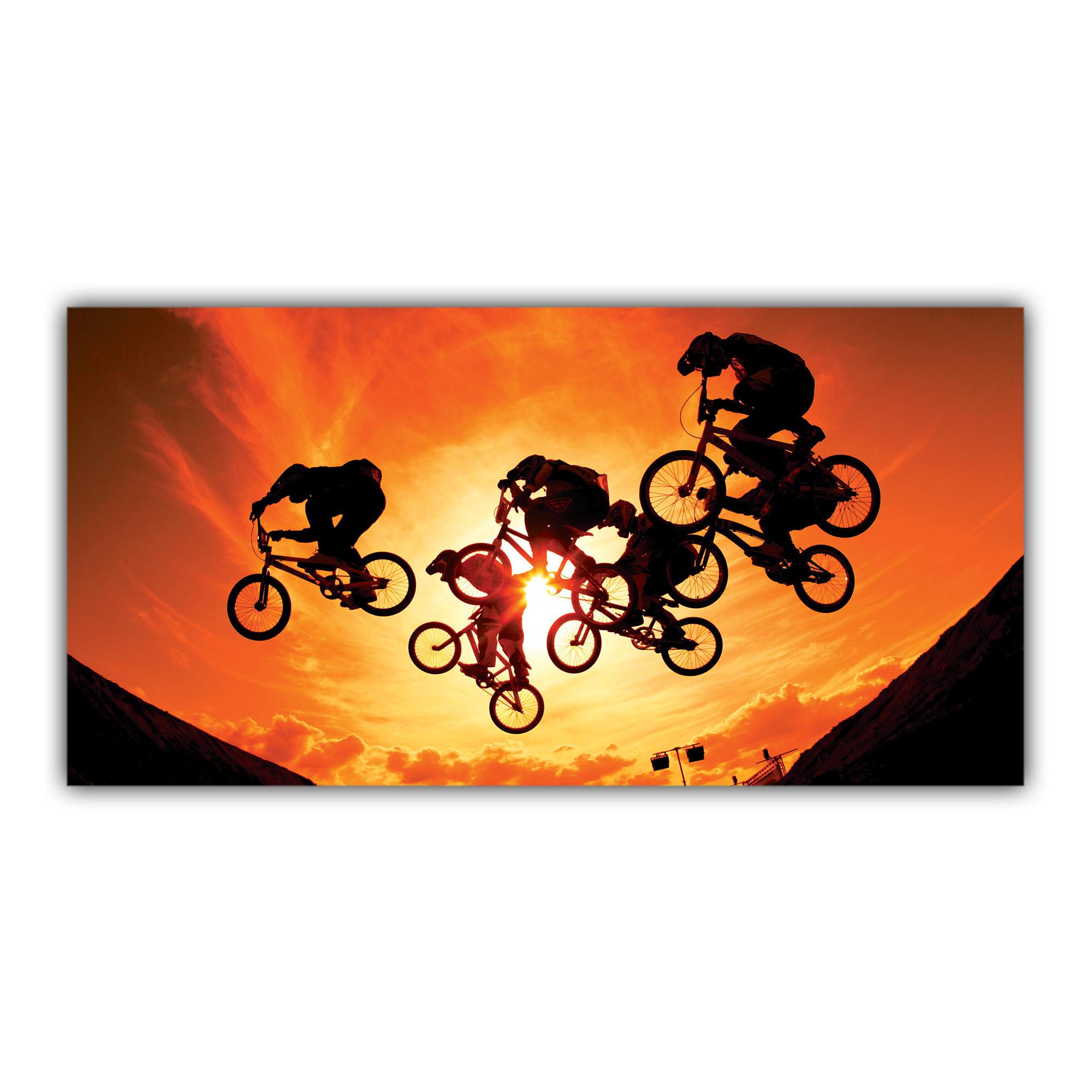BMX Race Bicross Soleil