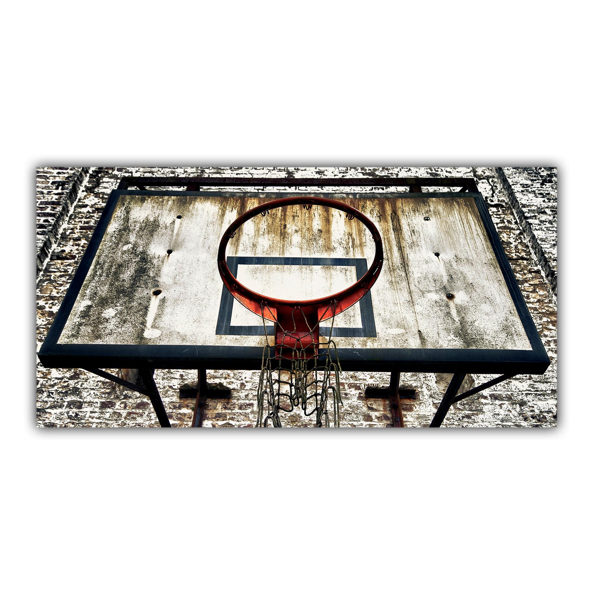 Panier Basketball Rue