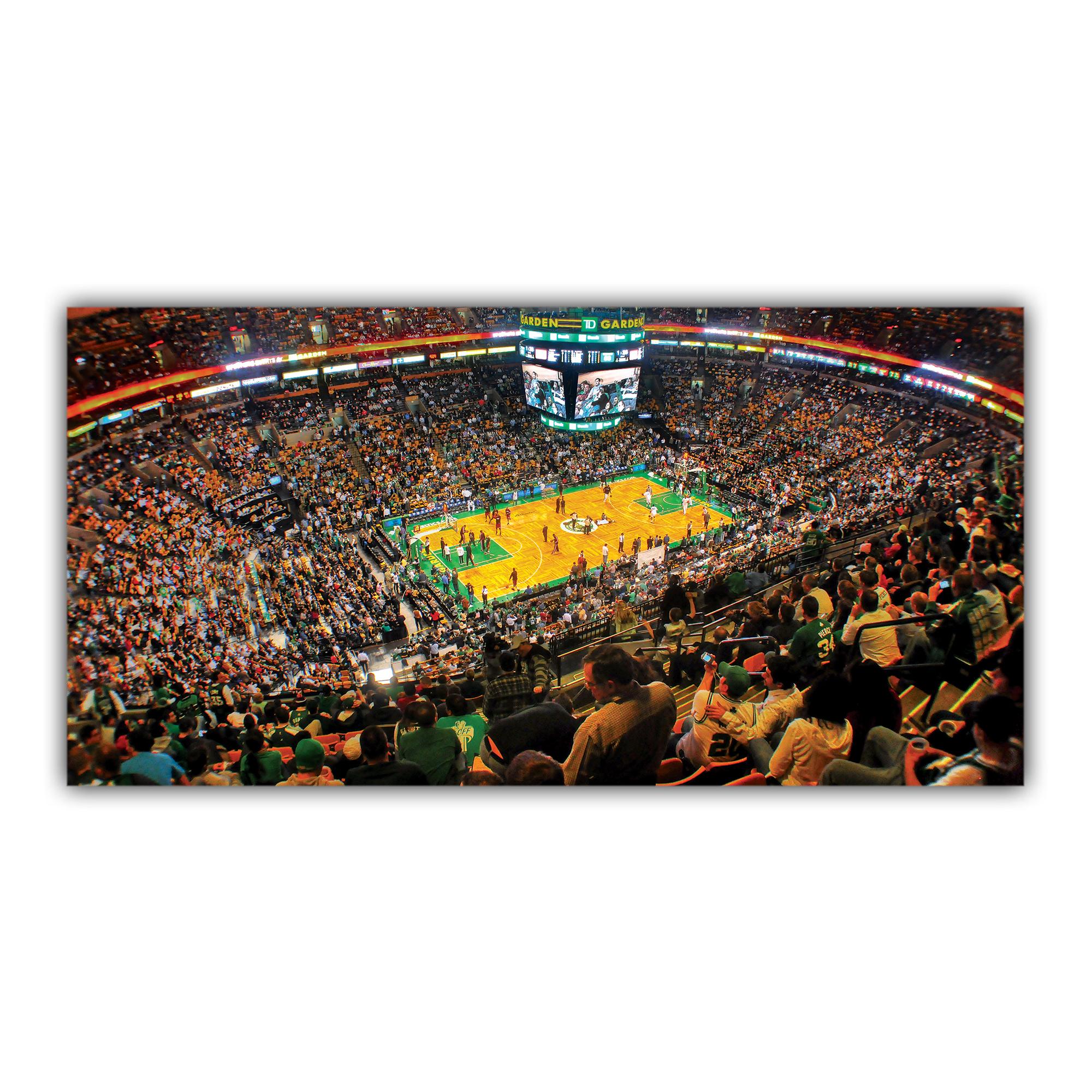 Stade Basketball Boston