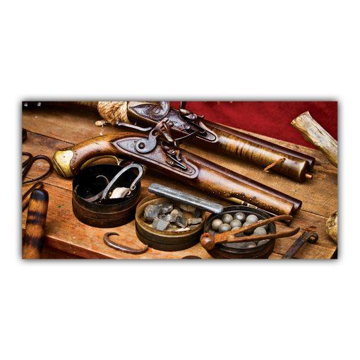 Pistolet Munitions Armes Rétro