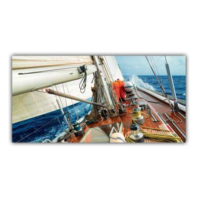 Bateau Voilier Navigation Océan