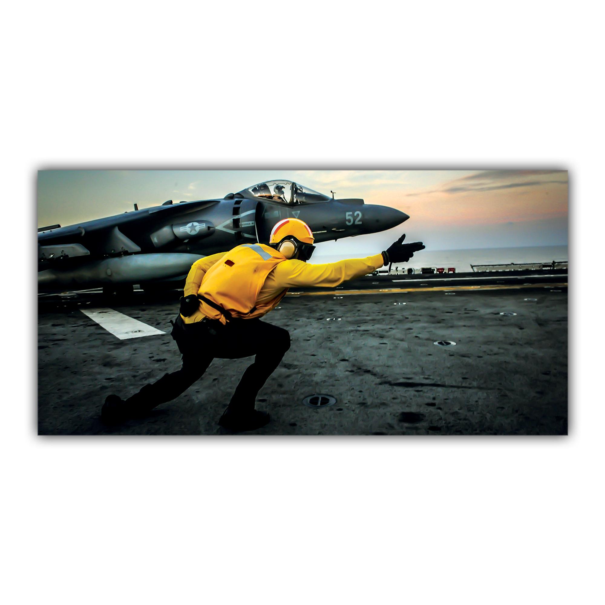 Avion Rafale Armée Décollage