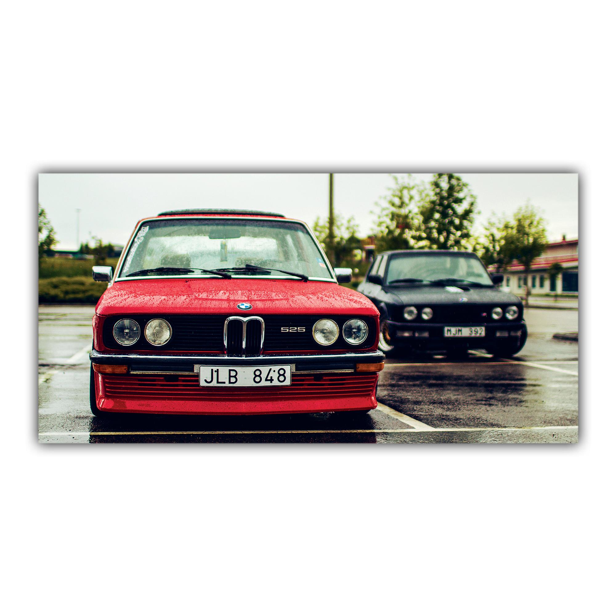 BMW M5 525