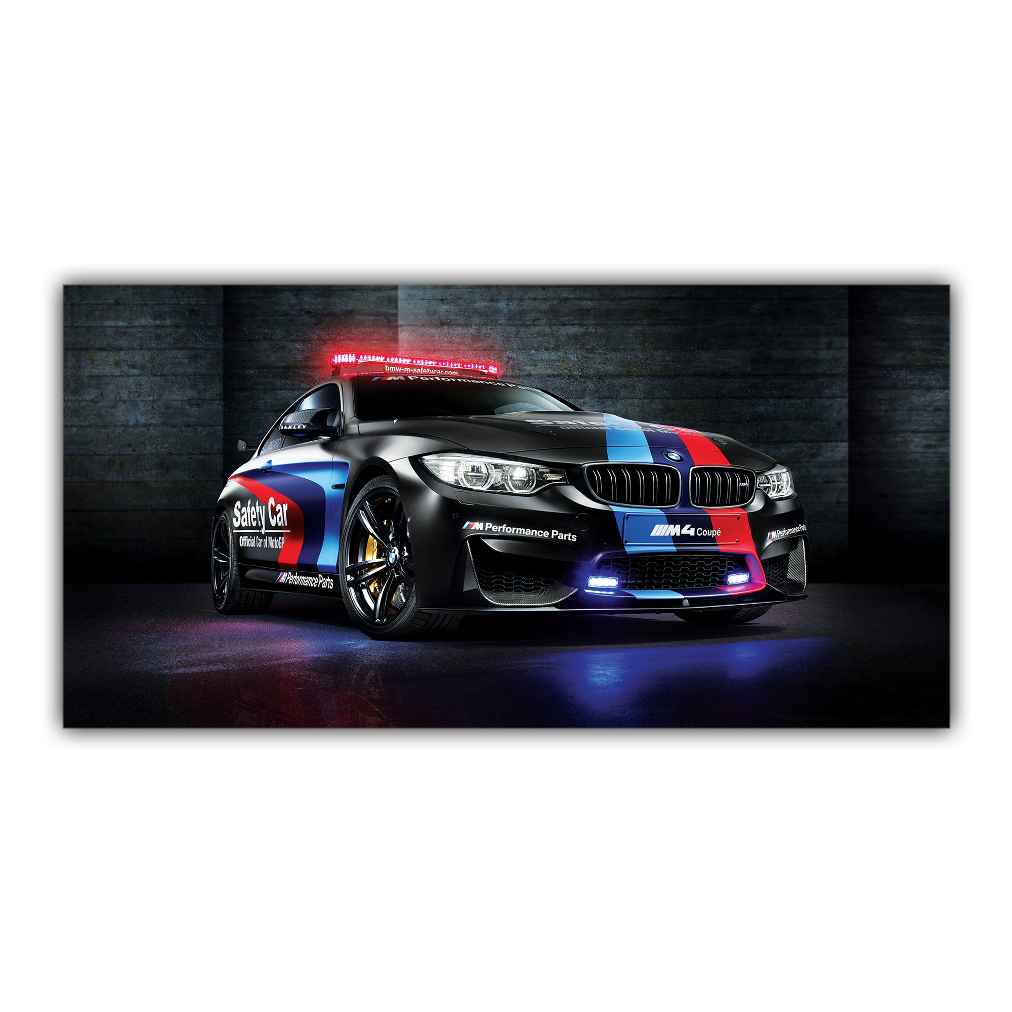BMW M4 Coupé BMW M4 Coupé Safety Car