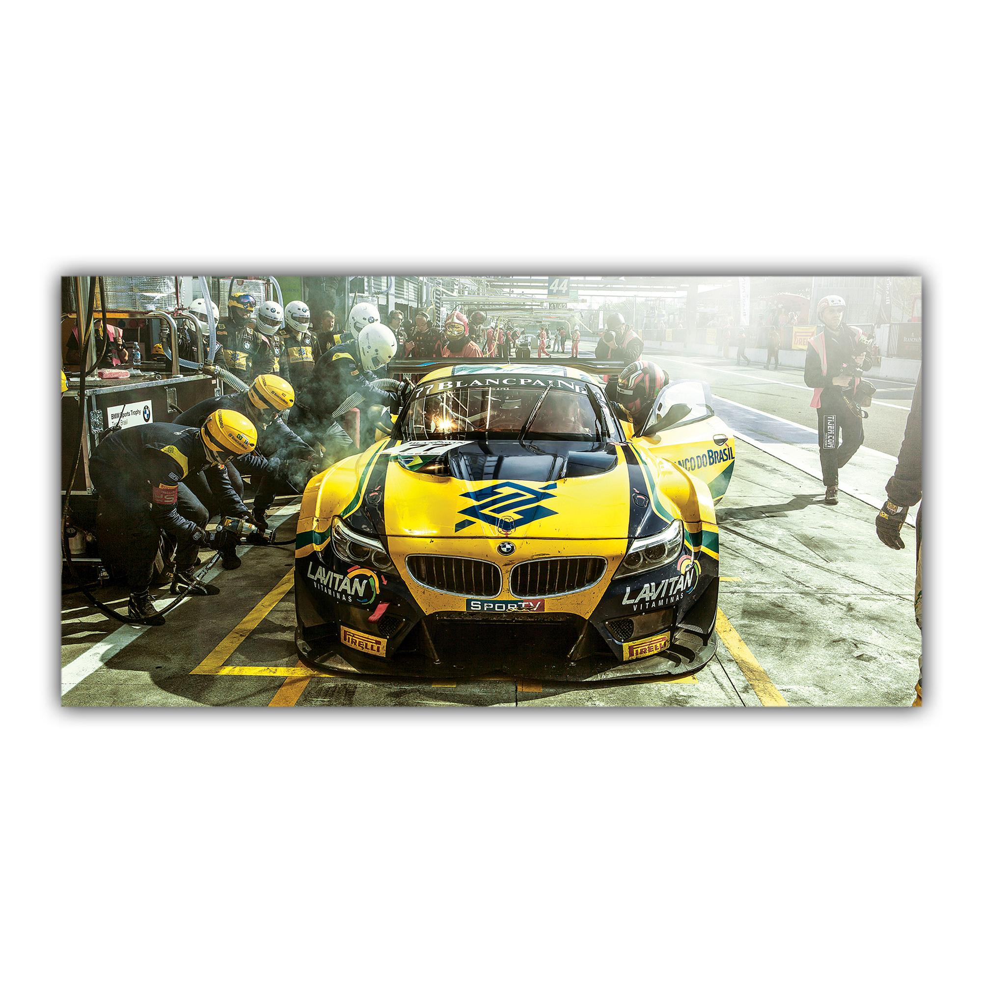 BMW GP Brésil
