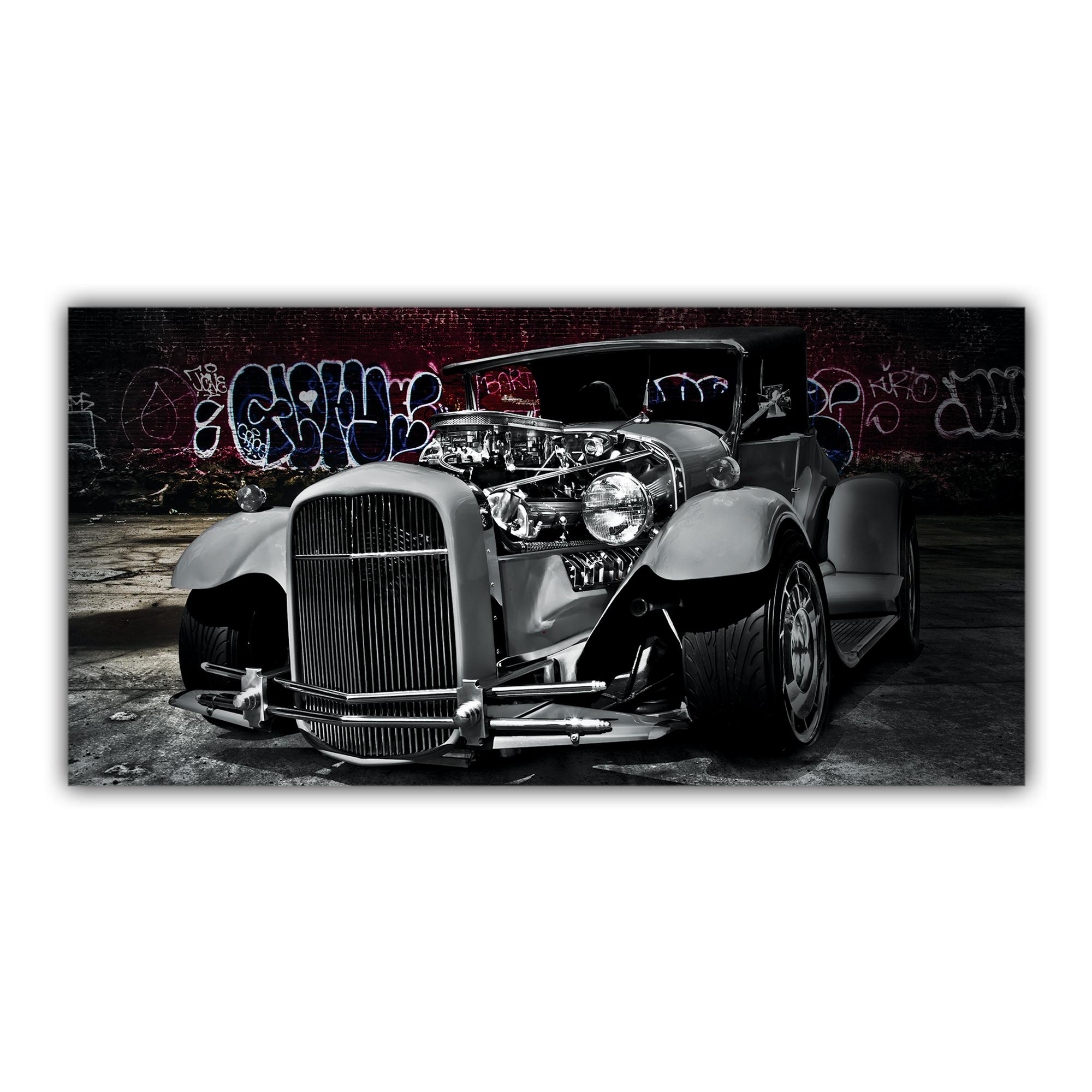 Ford 1929 Custom Vintage Classique USA Rétro