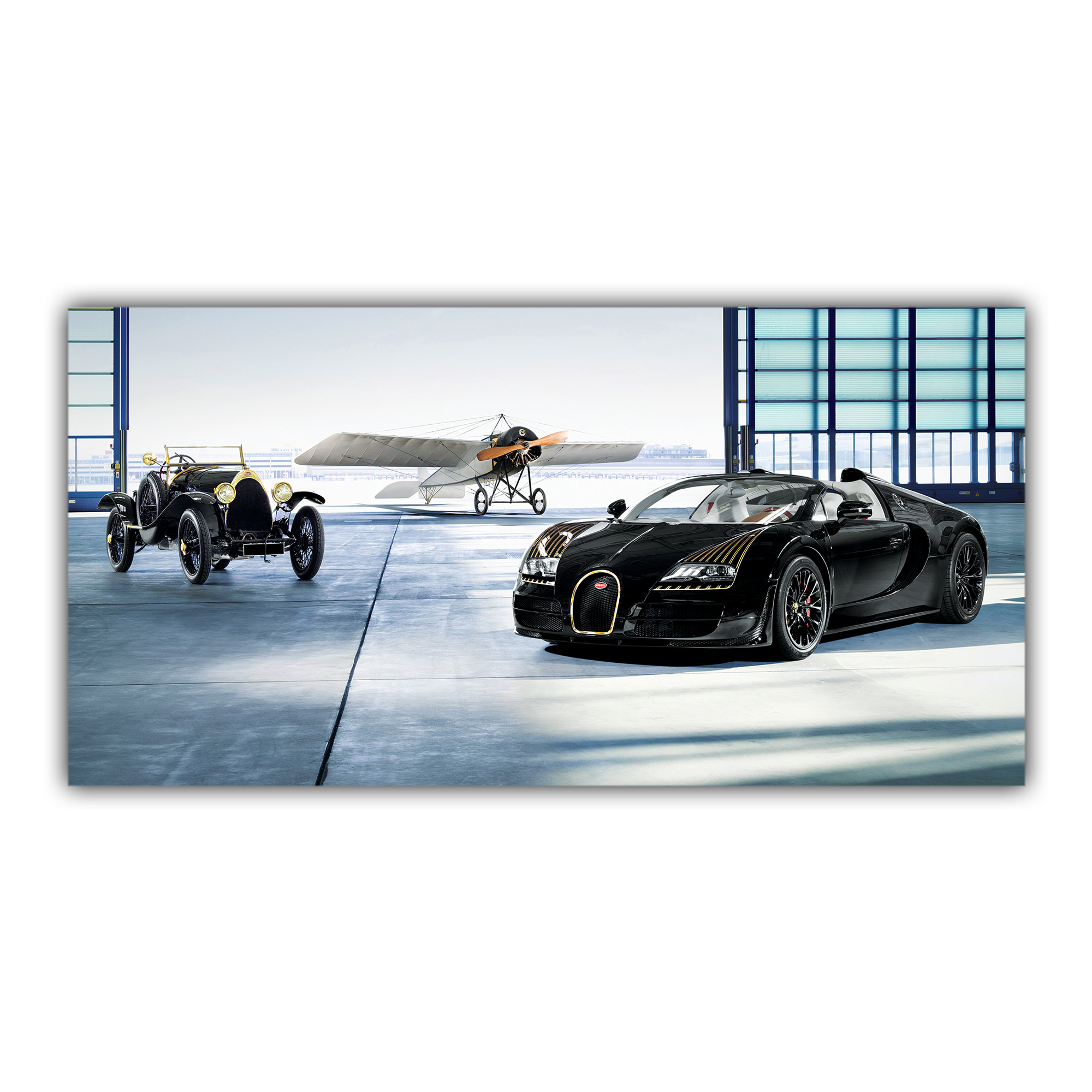 bugatti veyron sport voiture avion. Black Bedroom Furniture Sets. Home Design Ideas