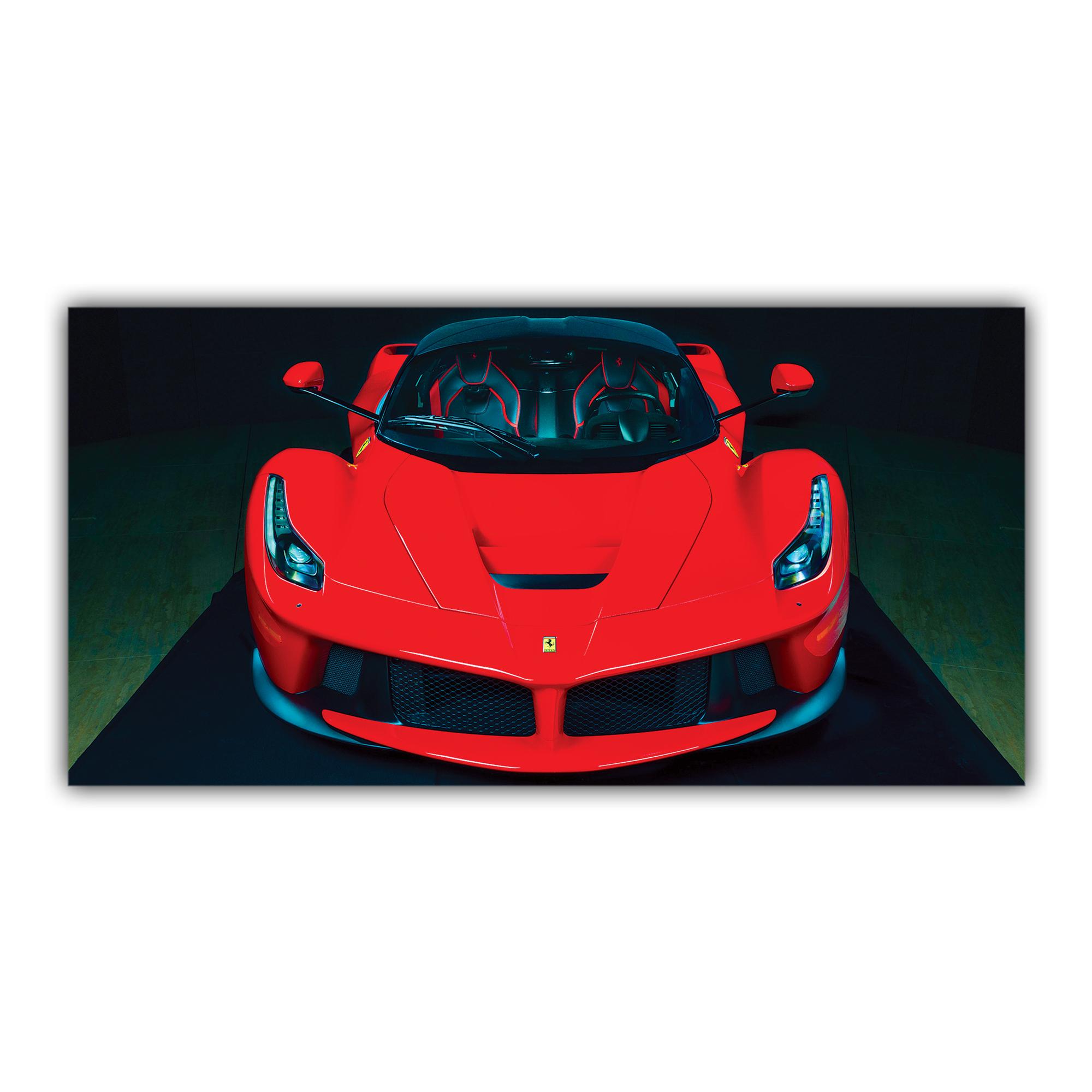 Ferrari Sport Italienne Rouge