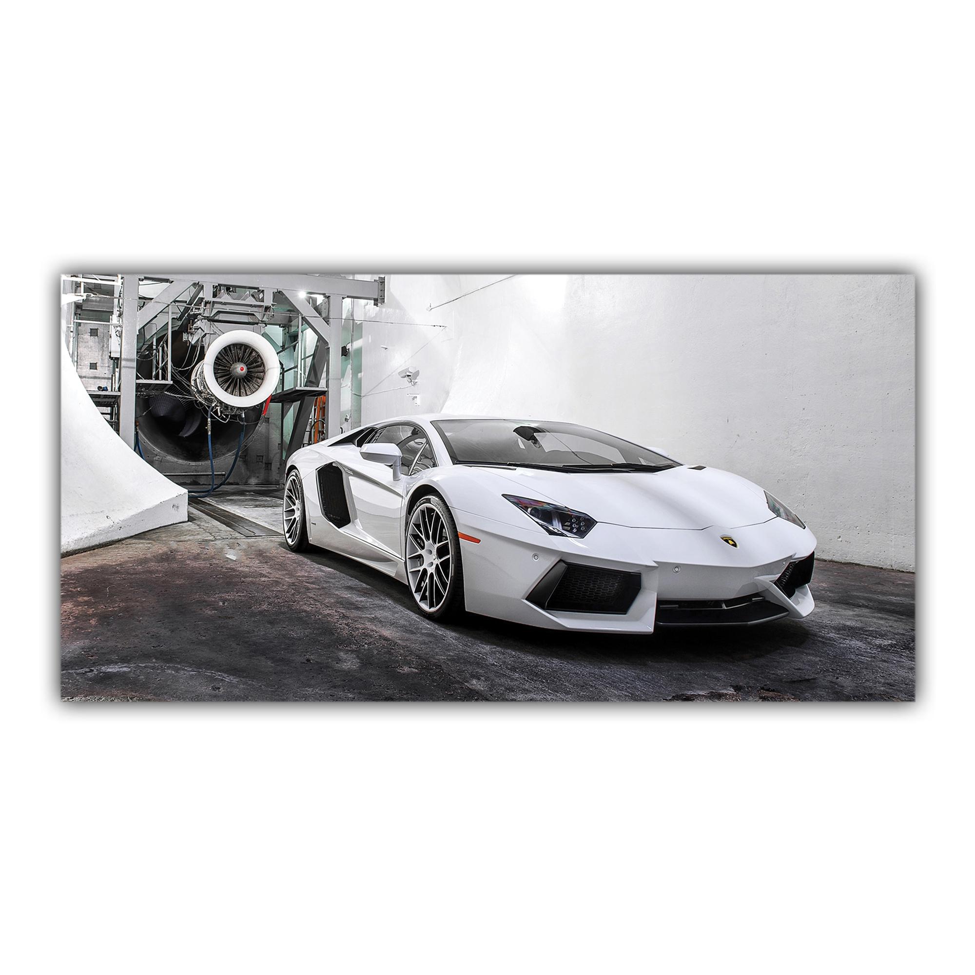 Lamborghini Aventador Sport Voiture Italienne