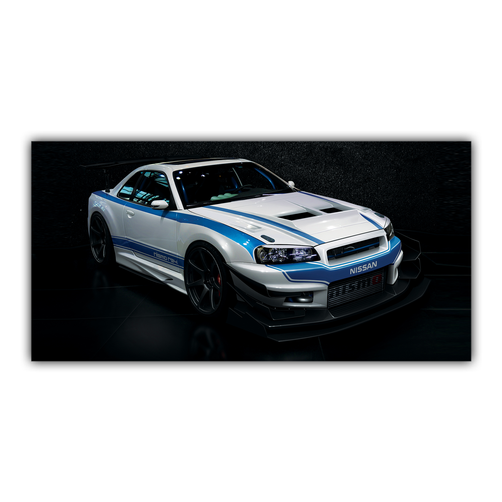 Nissan Skyline GT-R Fast and Furious