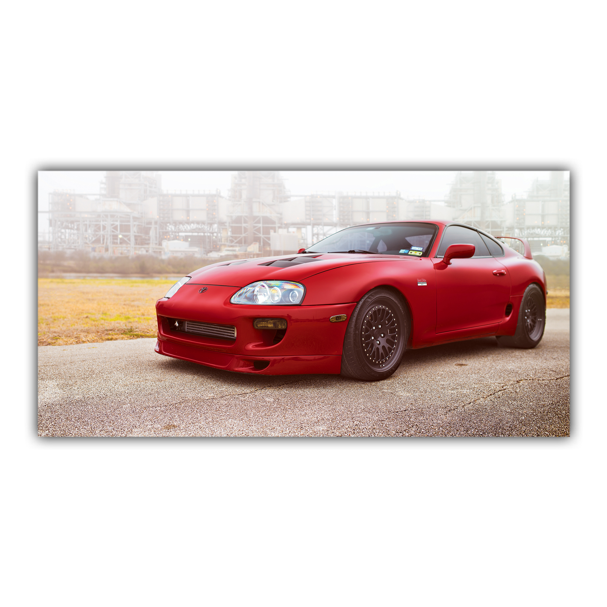 Toyota Supra Mark IV. Fast and Furious