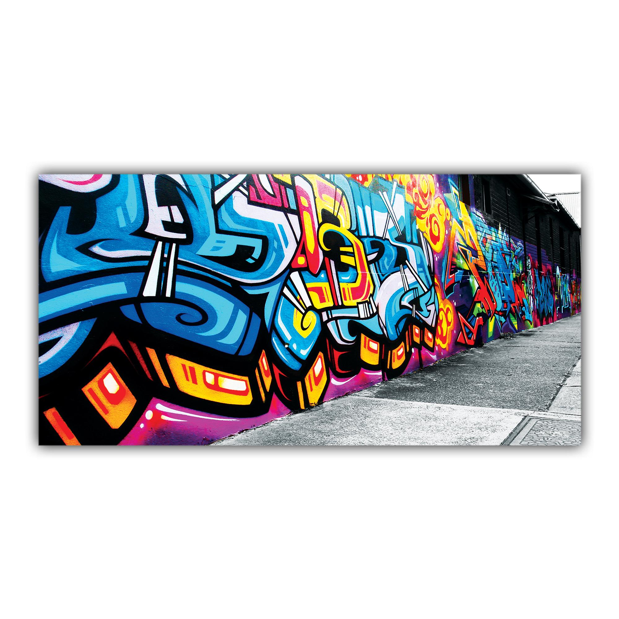 Graffiti Couleurs de Rue