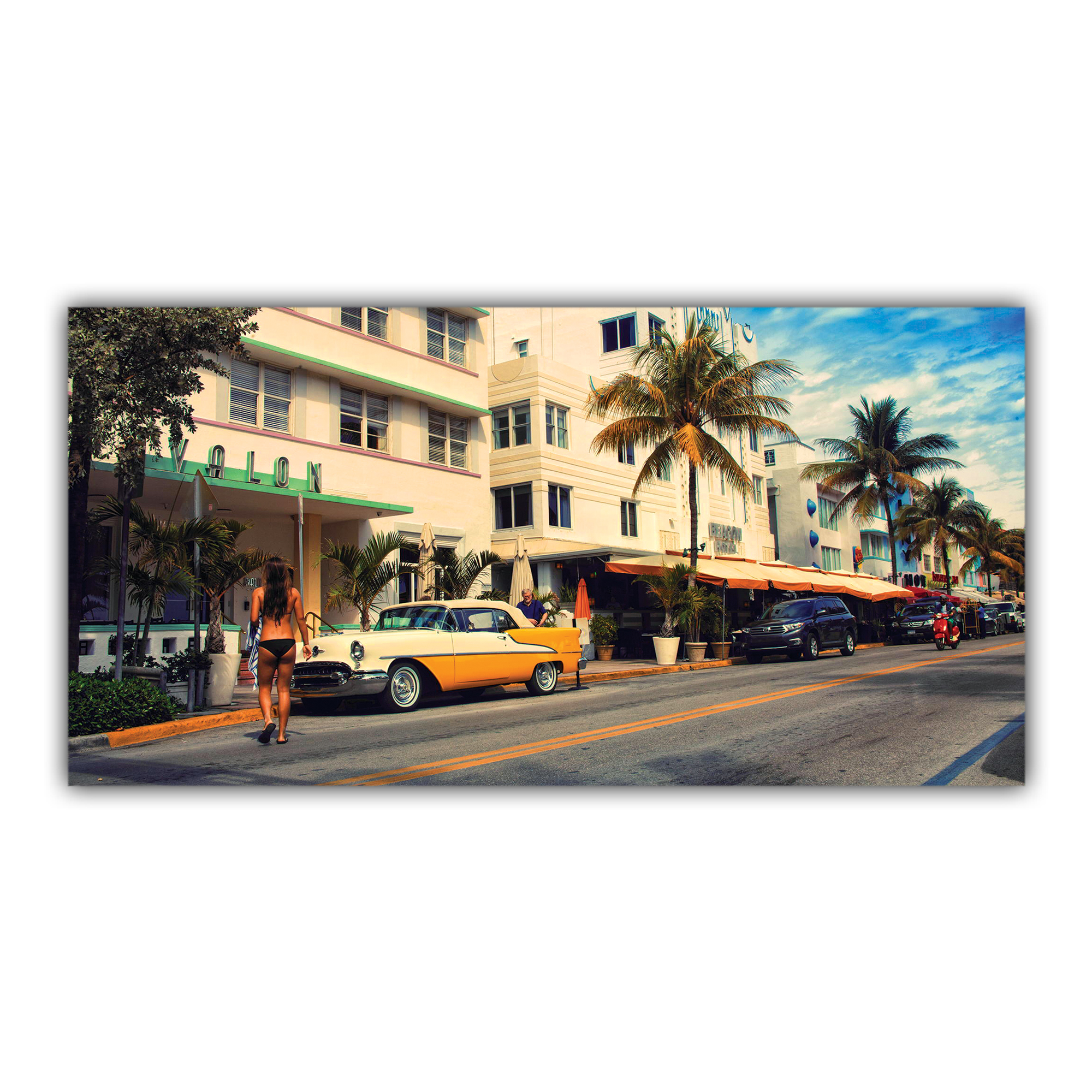 Vice City Miami Floride USA
