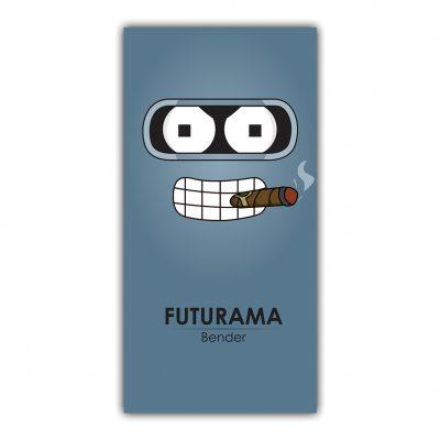 Futurama Bender Série Animé US