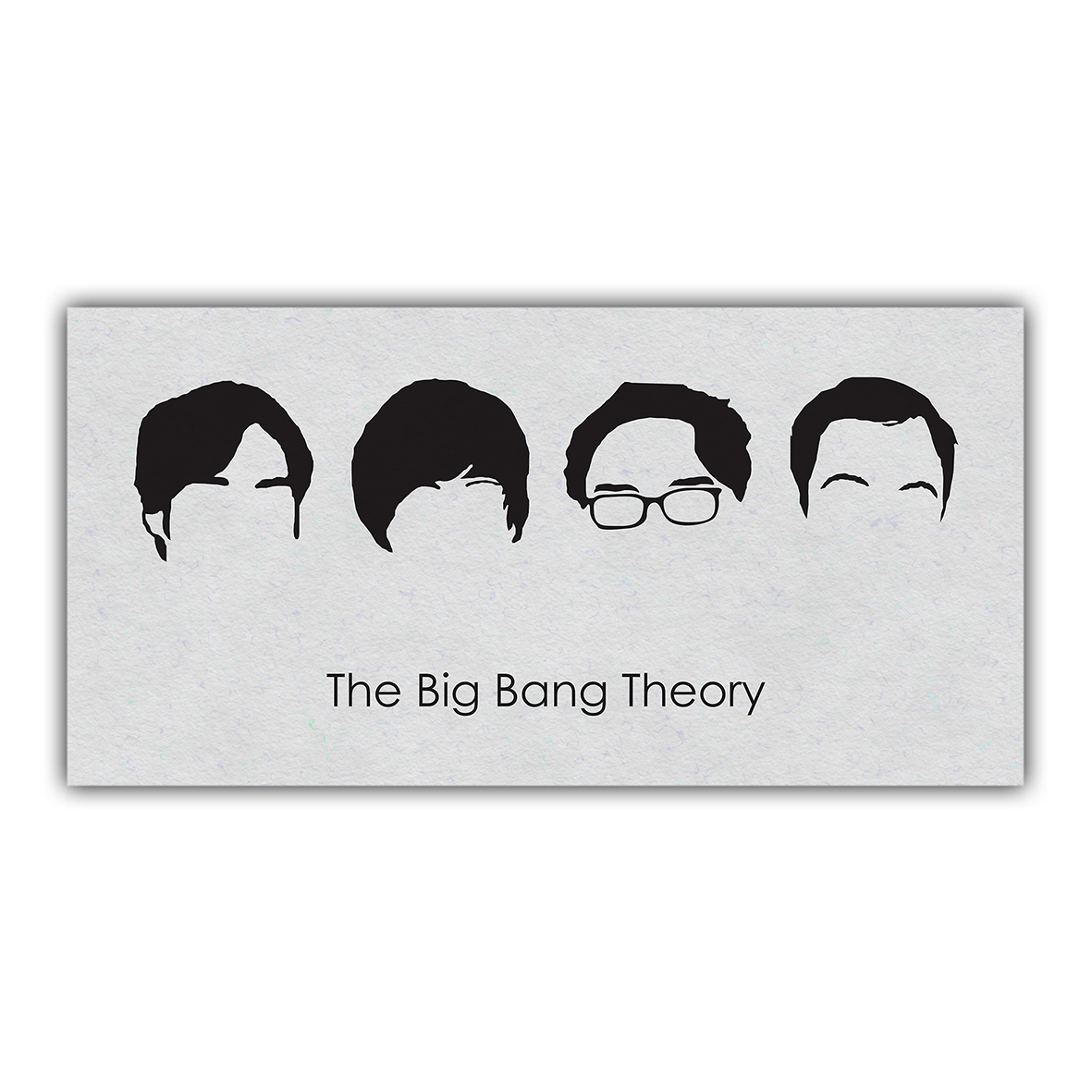 The Big Bang Theory Vectors