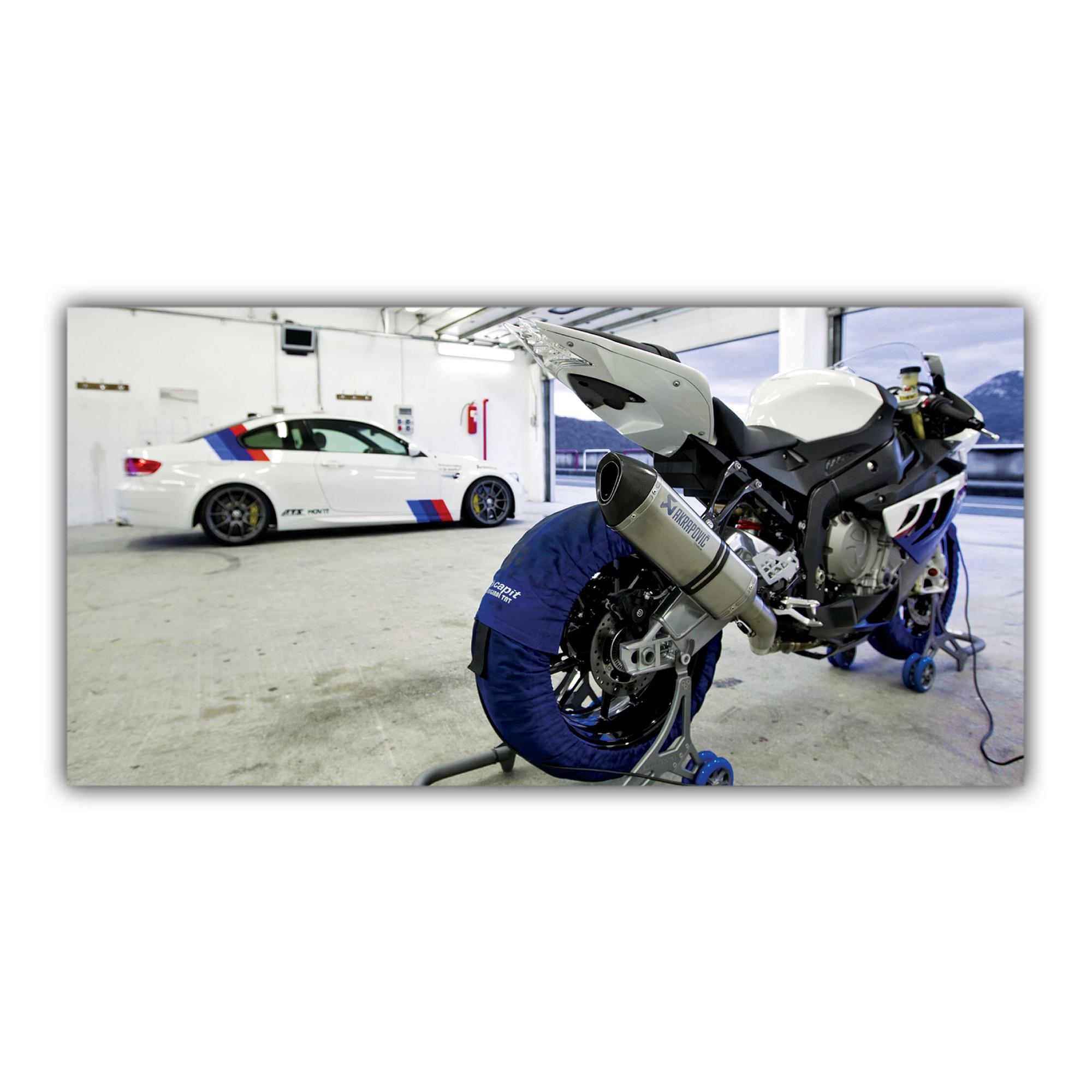 Motocyclette BMW S1000 RRMotocyclette BMW S1000 RR