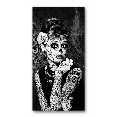 Audrey Hepburn Tatouage Mexicain